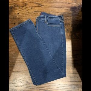 NYDJ straight leg Lift and Tuck Jeans